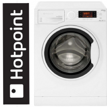 HOTPOINT RPD10457J White 10KG Washing Machine 1400rpm